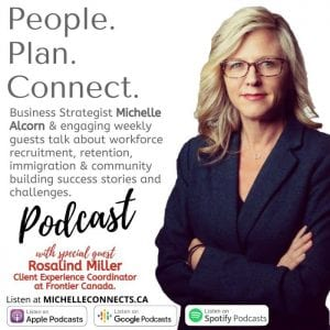 People. Plan. Connect Podcast 4
