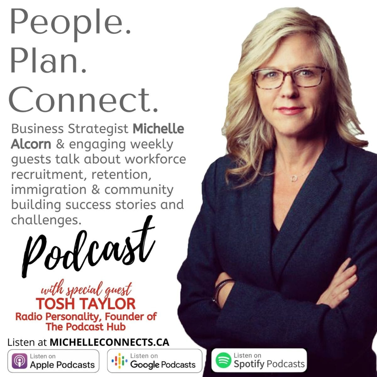 People. Plan. Connect Podcast 5